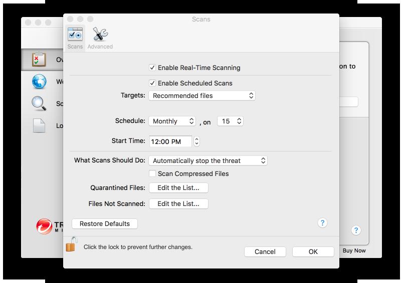 104 Error on Mac (Trend Micro) for BlogStomp   StompSoftware
